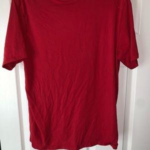 Nike Red Shirt Large